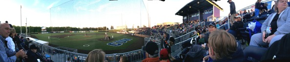 Lakeshore Chinooks vs. WI Rapids Rafters